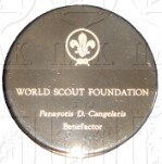 World Scout Foundation Benefactor
