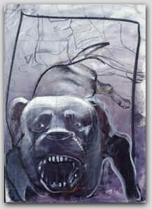 """Dogs No.4"" by Dimitris Mitaras"