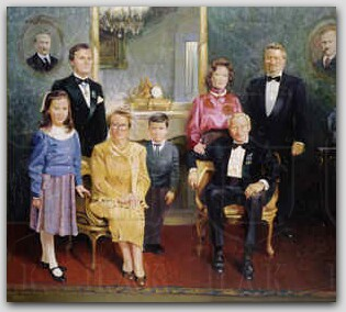 """The Dimitri Cangelaris Family"" by Yannis Papanelopoulos"