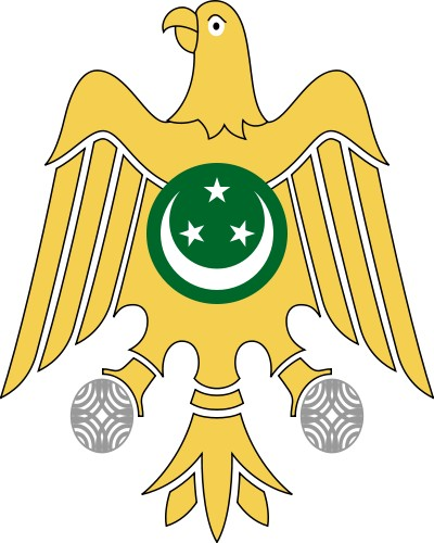 Coat of arms of Egypt (Republic)
