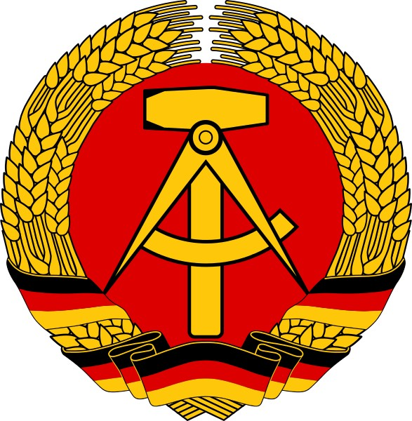 Coat of arms of the German Democratic Republic