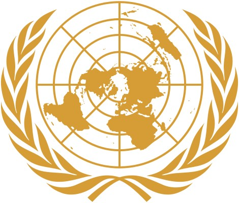 Coat of arms of the United Nations