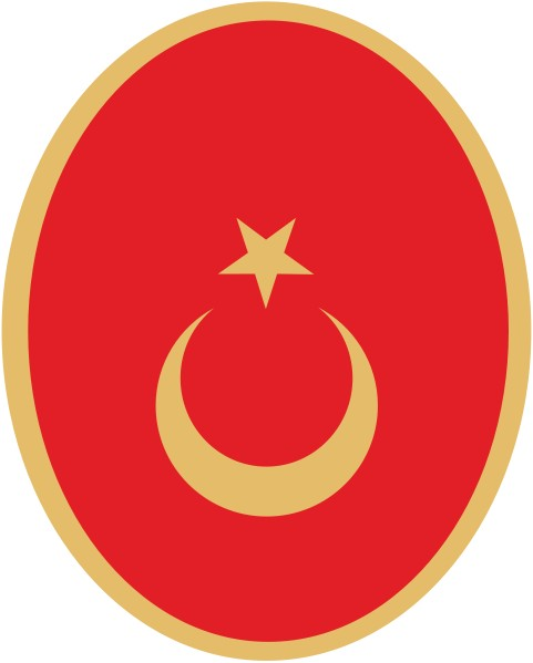 Coat of arms of Turkey