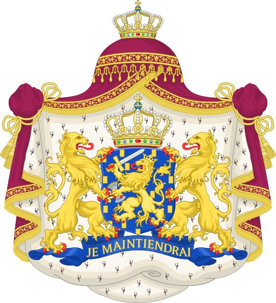 Coat of arms of the Netherlands