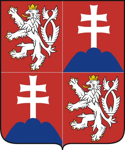 Coat of arms of Czechoslovakia
