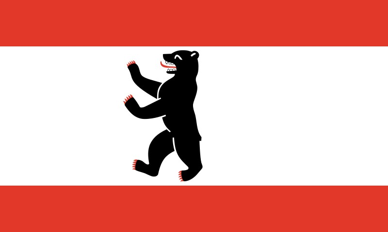 Flag of West Berlin